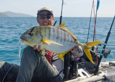 Golden_trevally_from_kayak_los_buzos