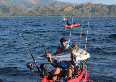 roosterfish from kayak at Los Buzos (67)