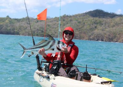 roosterfish from kayak at Los Buzos (69)