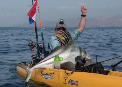 roosterfish from kayak at Los Buzos (8)