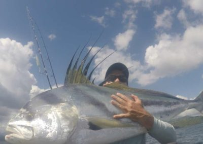 roosterfish from kayak at Los Buzos (83)