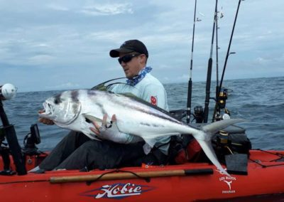 roosterfish from kayak at Los Buzos (86)