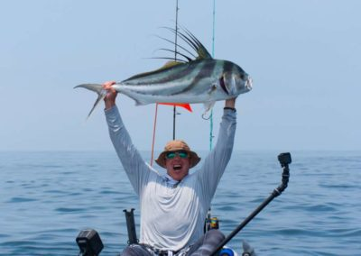 roosterfish from kayak at Los Buzos (90)